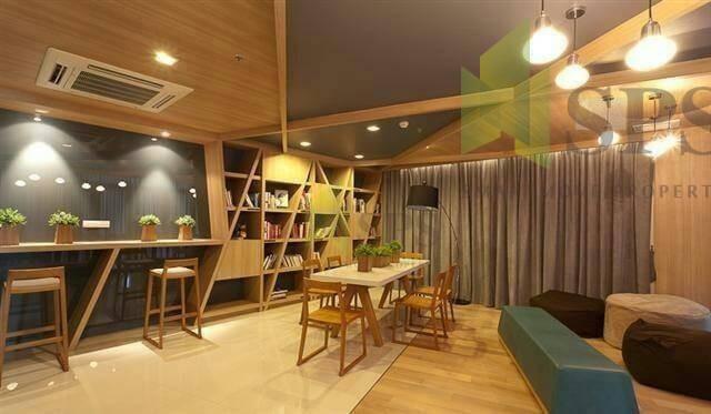 Ideo Blucove Sukhumvit For Rent(SPSP183)