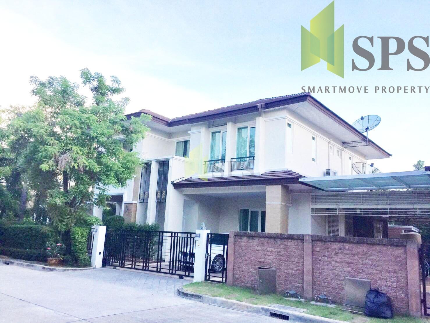 Single House Palazzo Rama 3 – Suksawat For Rent(SPSP131)