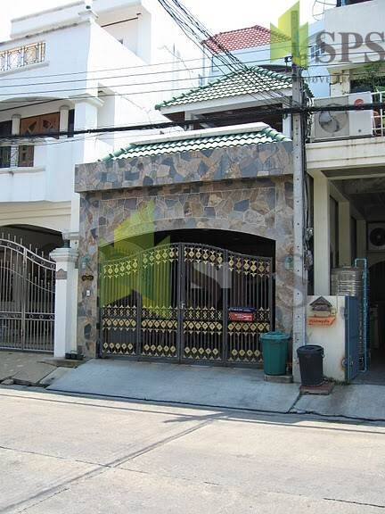 Townhome Sukhumvit 105 ( Lasalle 32 ) for RENT(SPSP84)
