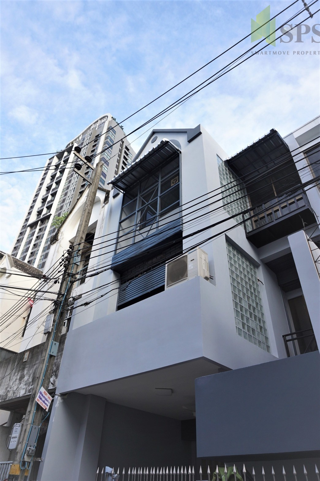 Townhouse for Rent near BTS Prakanong (Property ID: SPS-PP106)