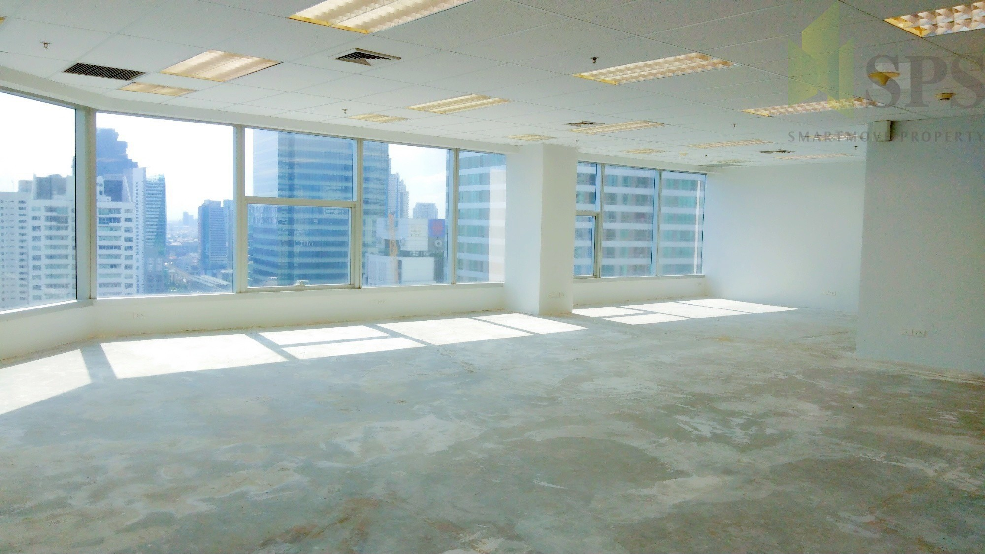 Office Space Building For Rent At Empire Tower Sathorn