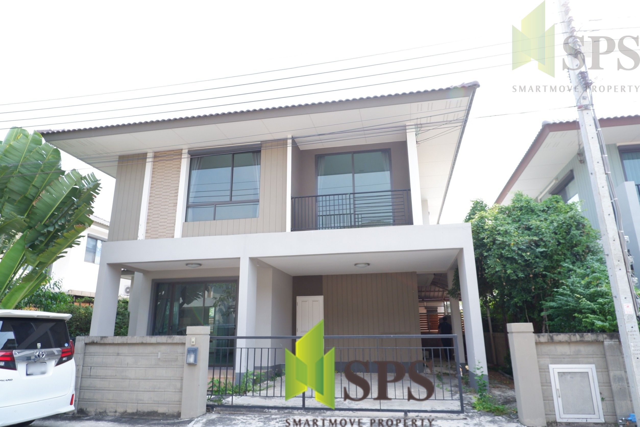 For SALE Single House 3 bedrooms Bangna-Kingkaew Road(SPS-GH9)