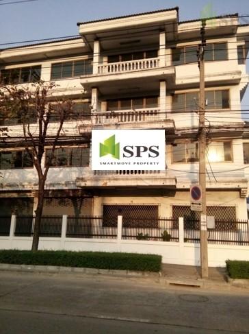 RAMA 3 Stand-Alone Office Building for RENT อาคารสำนักงานให้เช่าพระราม 3 (SPSCS056)