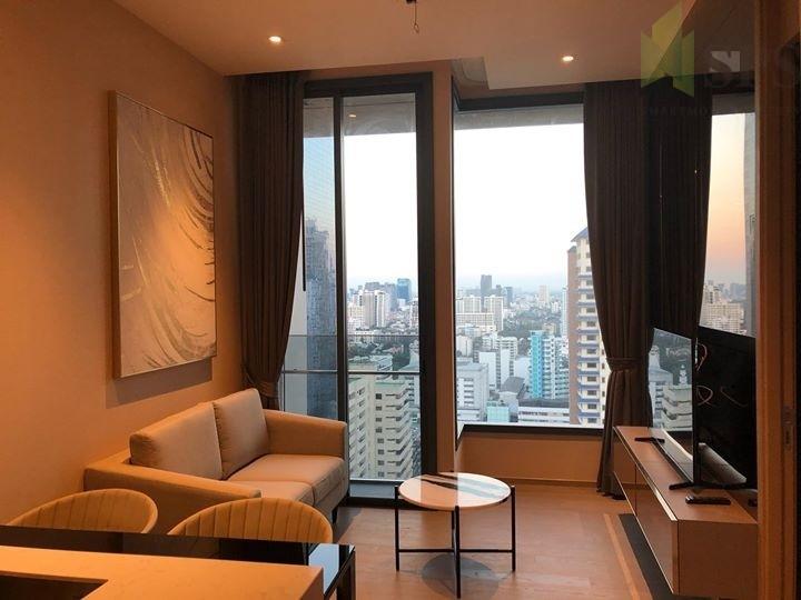For Rent Condo 1 bedroom MRT Petchaburi (SPSTP1699)