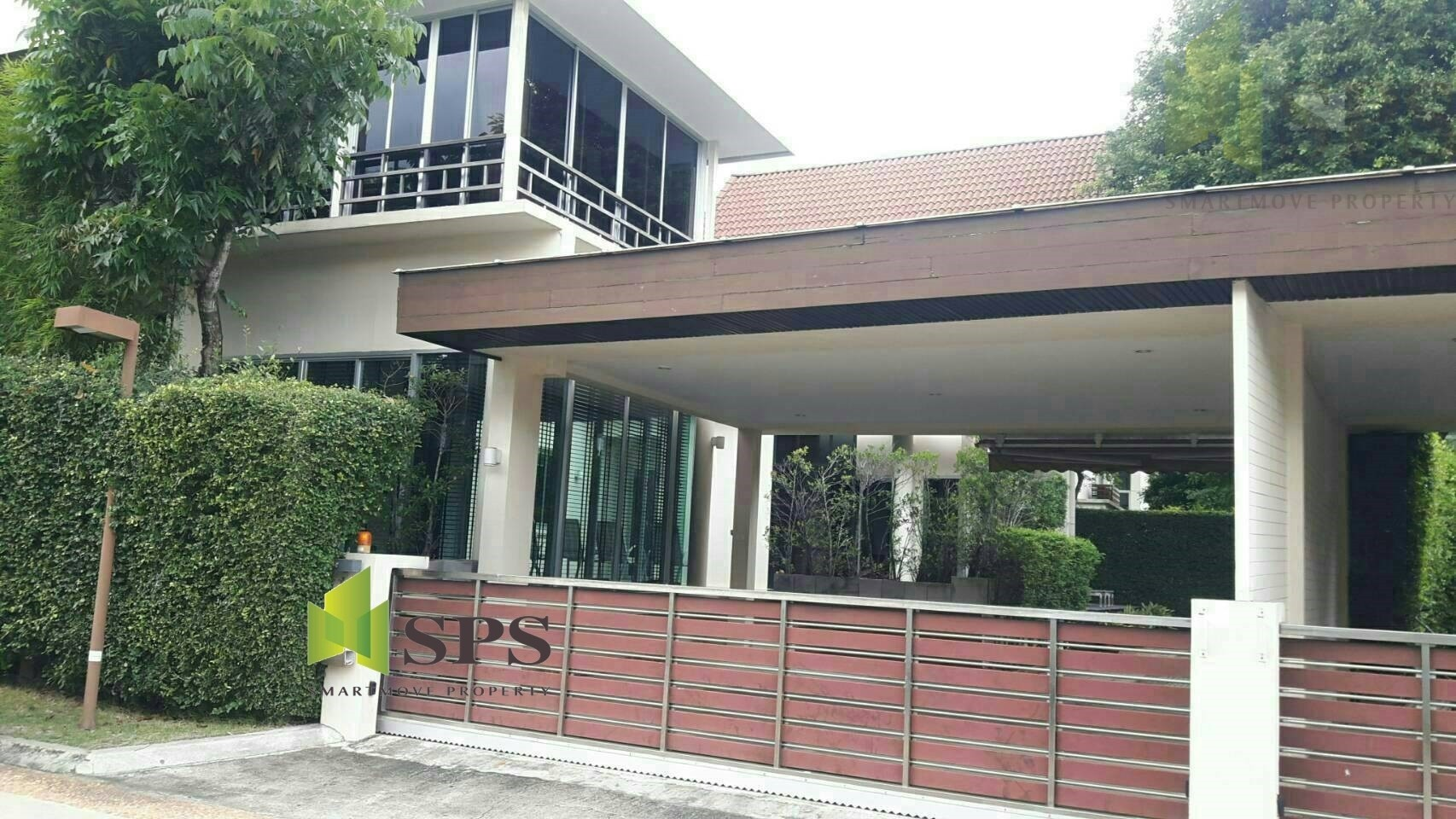 For Sale Single house Promphan Park Srinagarindra Road(SPS-GH100)