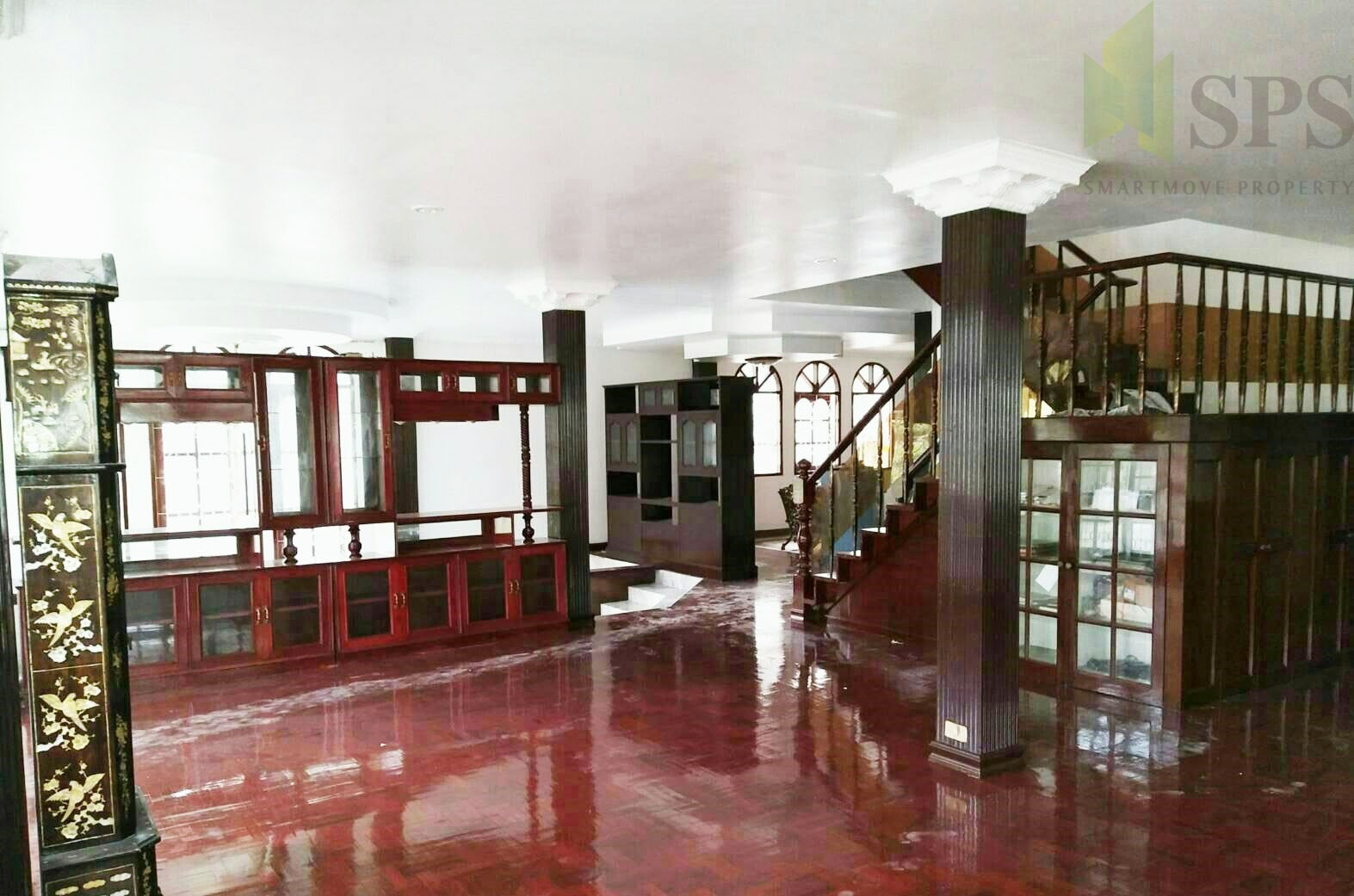 For Rent Single house 12 bedrooms Soi Intamara 3 (SPS-GH107)