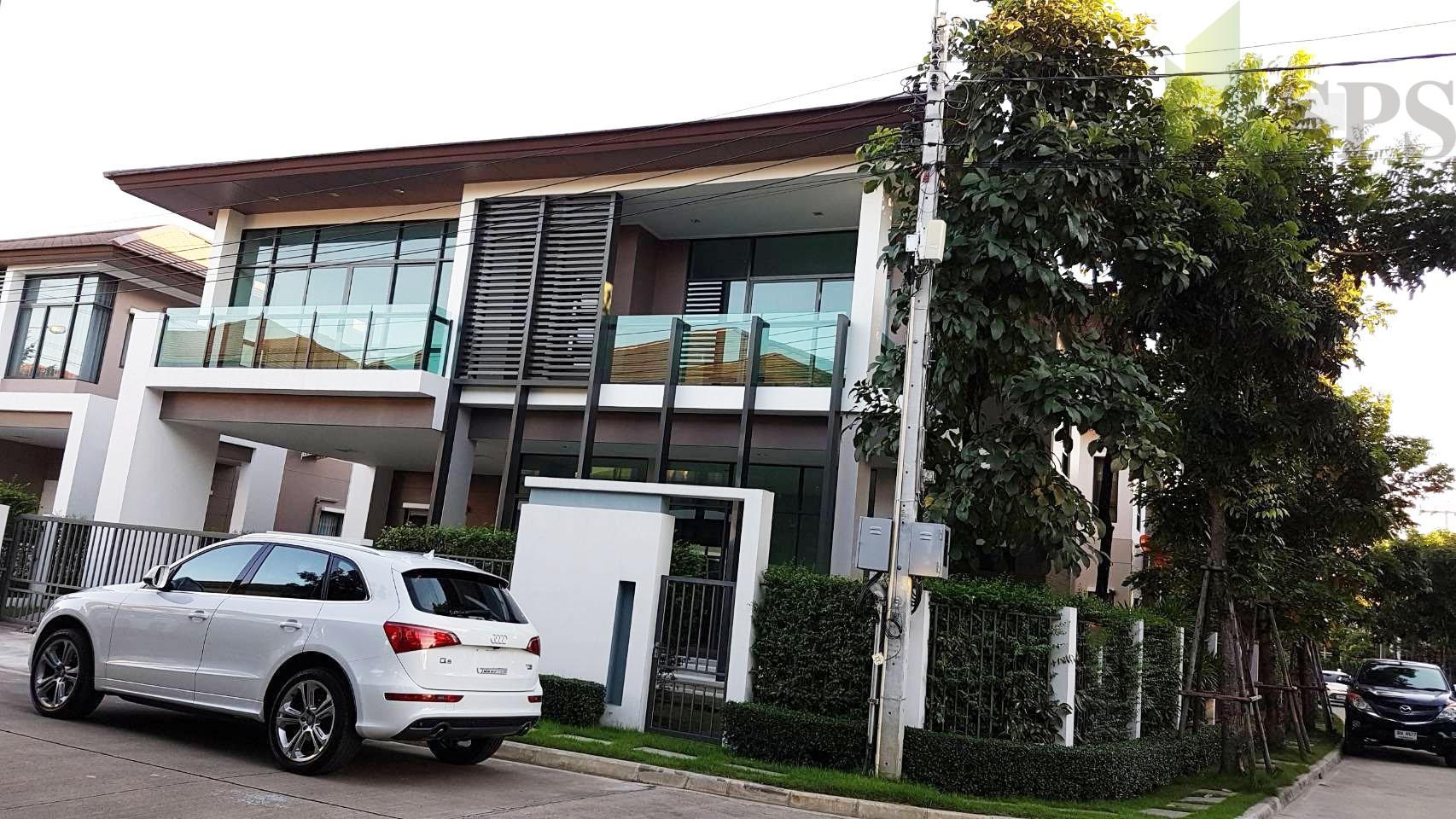 For Sale Single house Setthasiri 4+1 bedrooms Onnut – Srinakarindra (SPS-GH101)