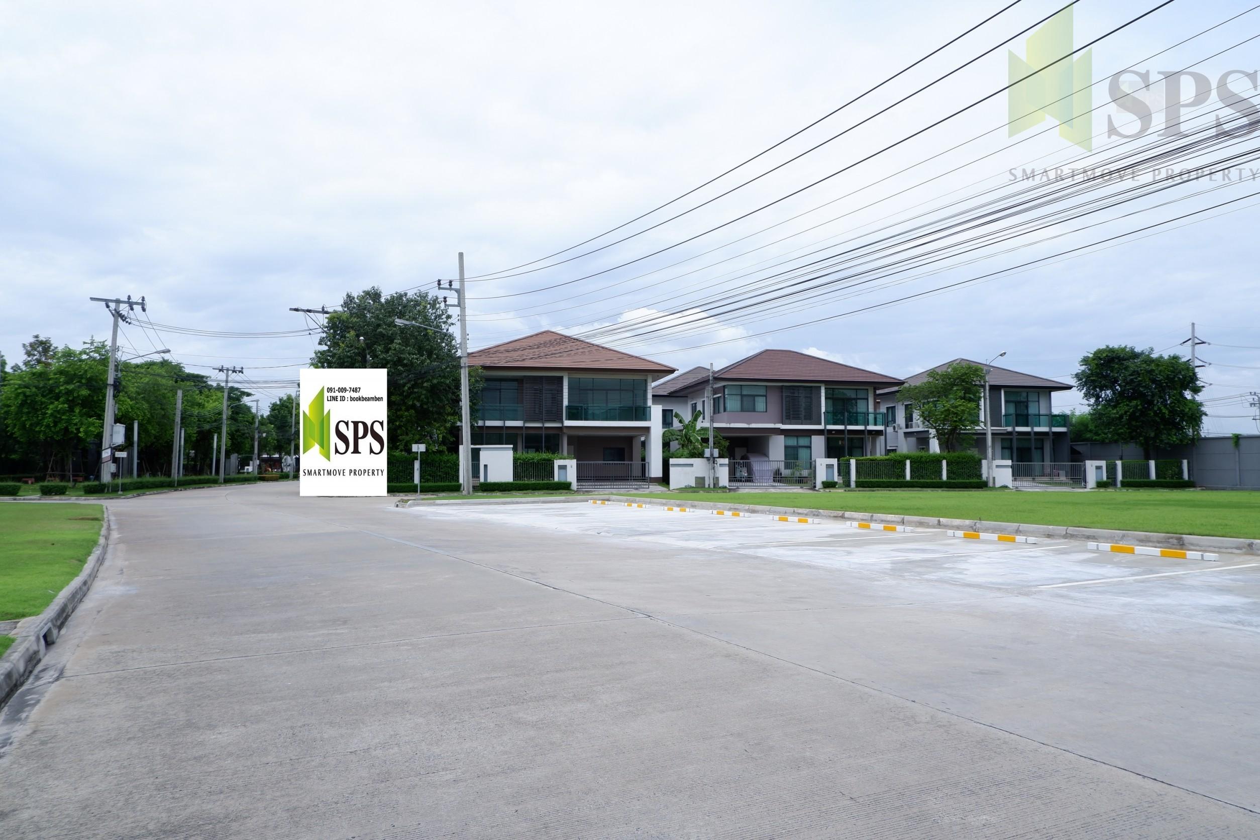 For Sale Single house Setthasiri 4+1 bedrooms Onnut – Srinakarindra(SPS-GH102)