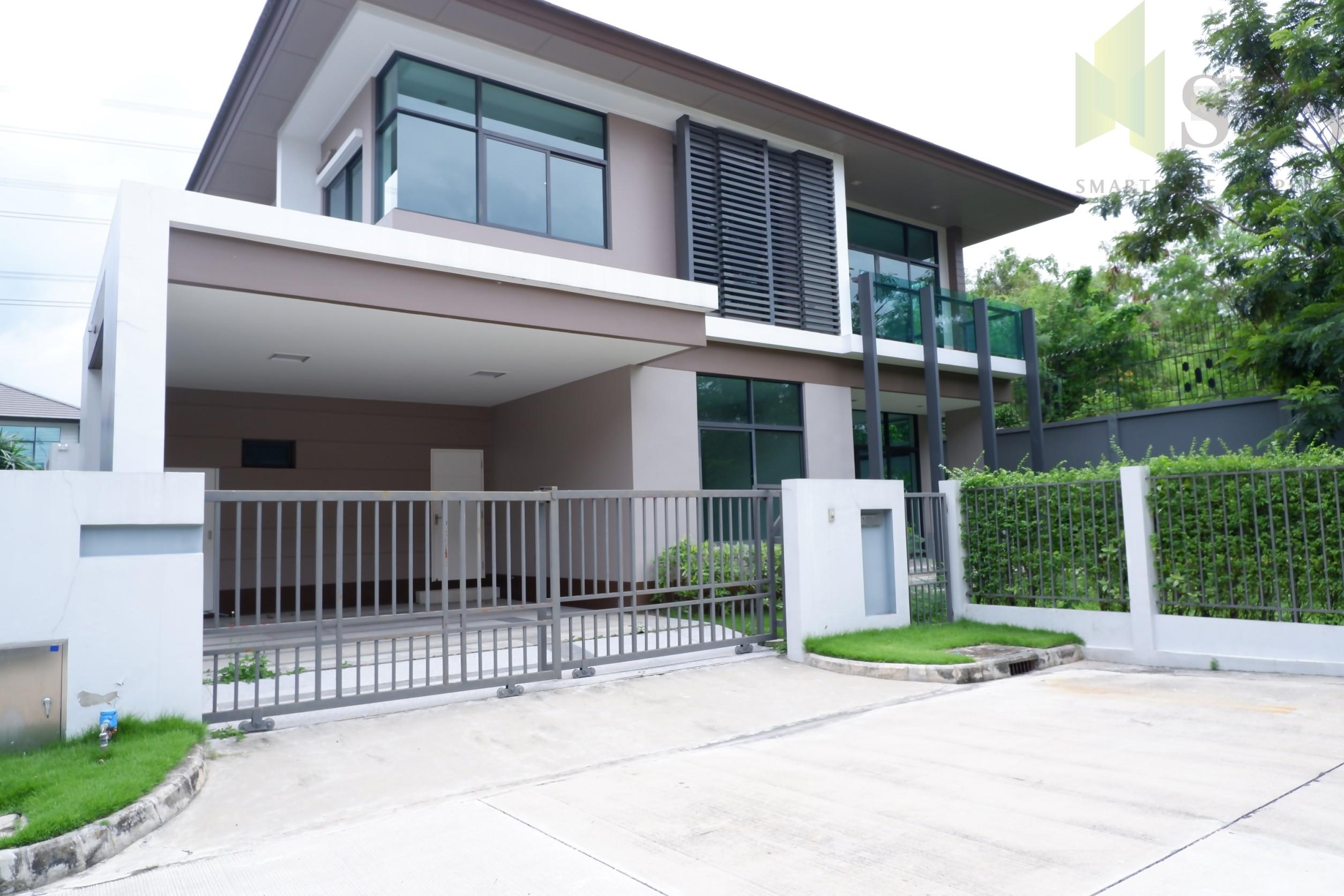 For Sale Single house Setthasiri Onnut – Srinakarindra(SPS-GH103)
