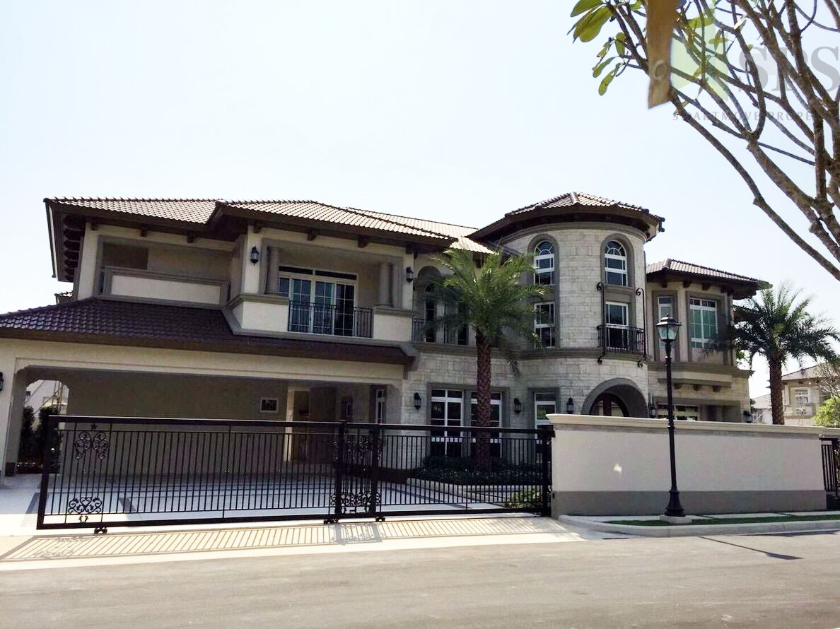 For Sale Single House Nantawan Bangna KM7 (SPS-GH67)
