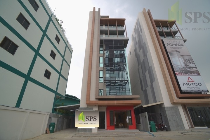 FOR RENT Modern Office Space at Rama 3 พื้นที่สำนักงานให้เช่าพระราม 3 (SPSCS058)