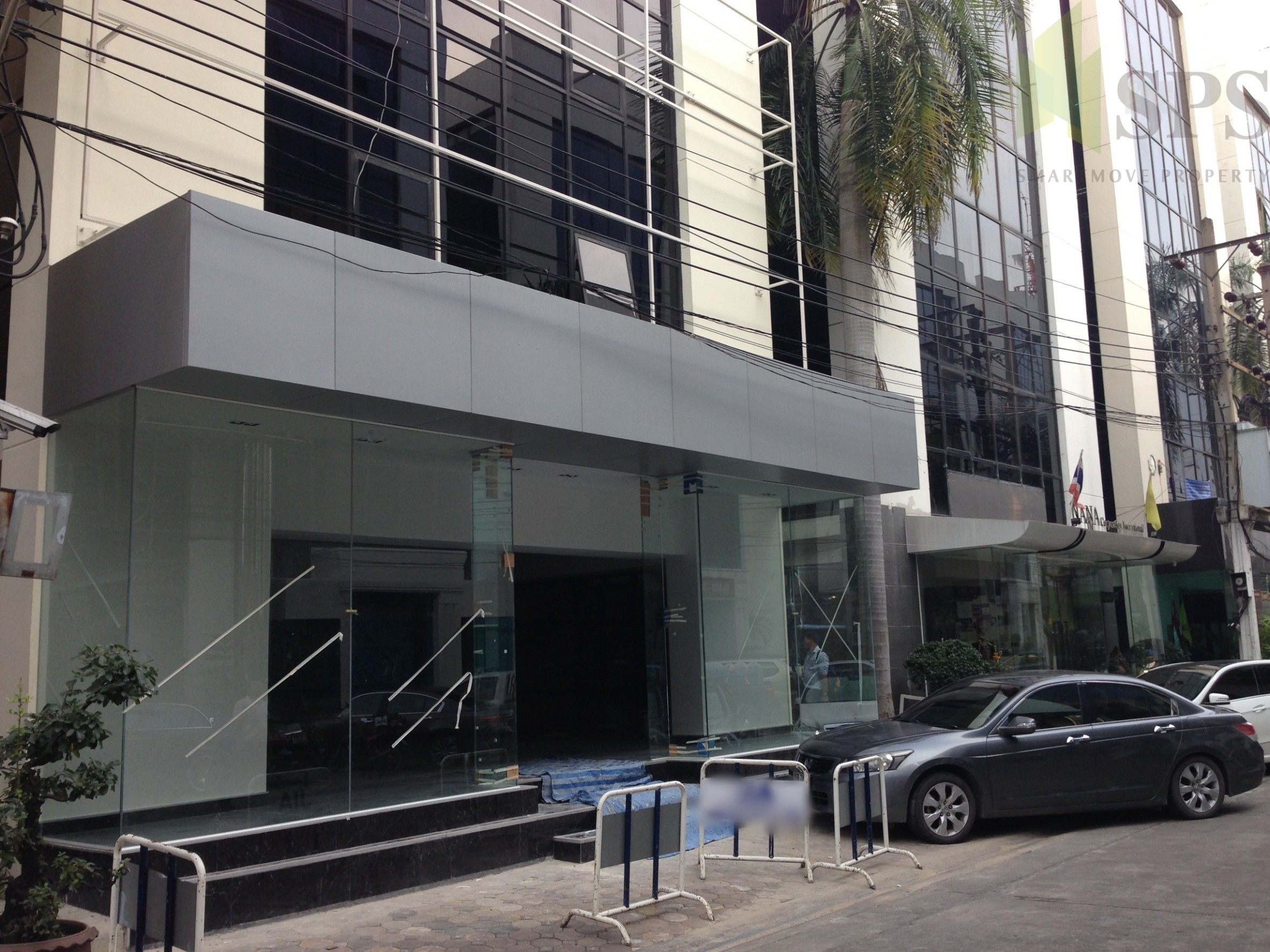 For Rent Office Building Laedphrao Soi101/3 (SPS-GO117)