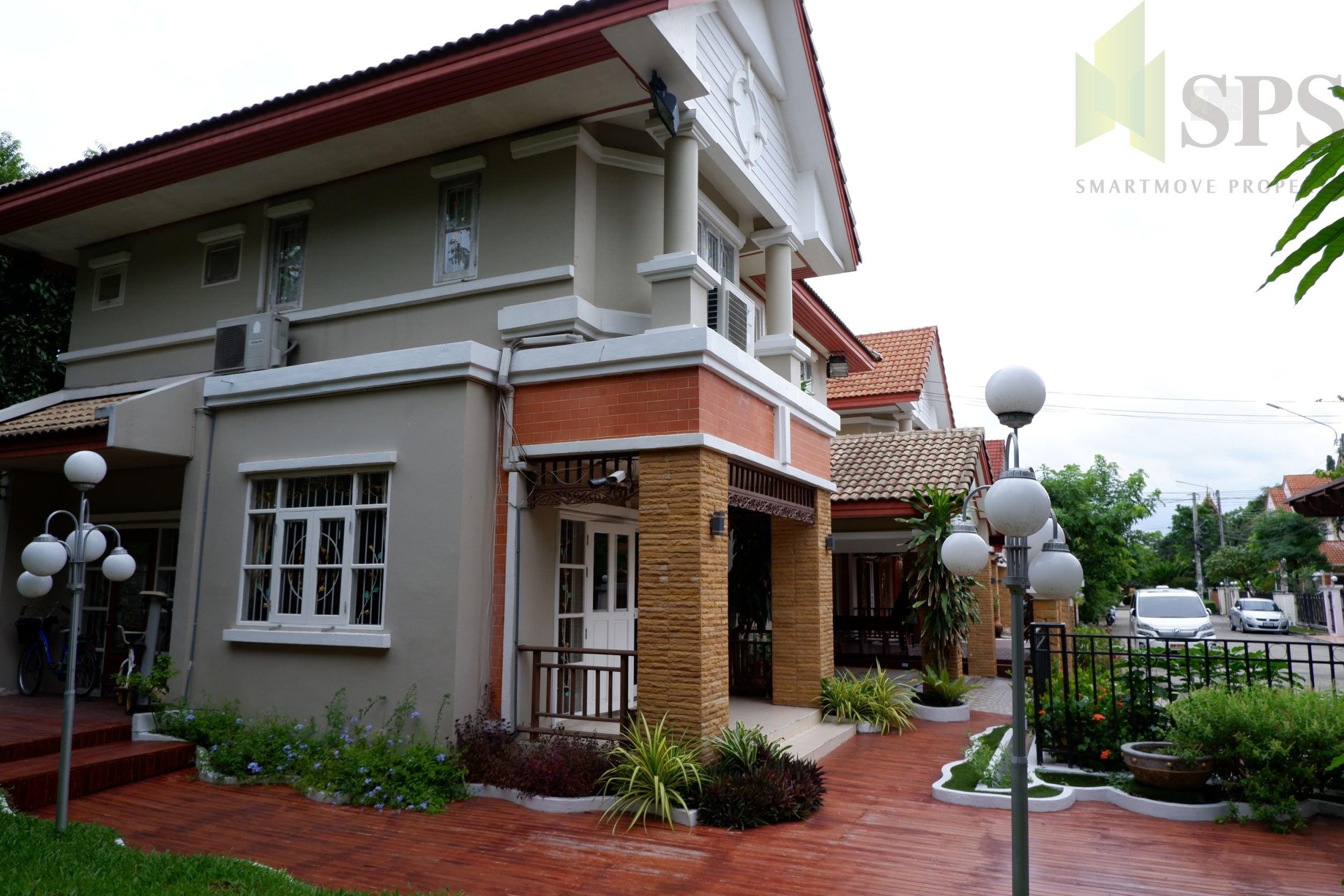 For Sale Single House 6 bedrooms Krongthong Pavilion Village Chalermprakiat Lor 9 (SPS-GH126)