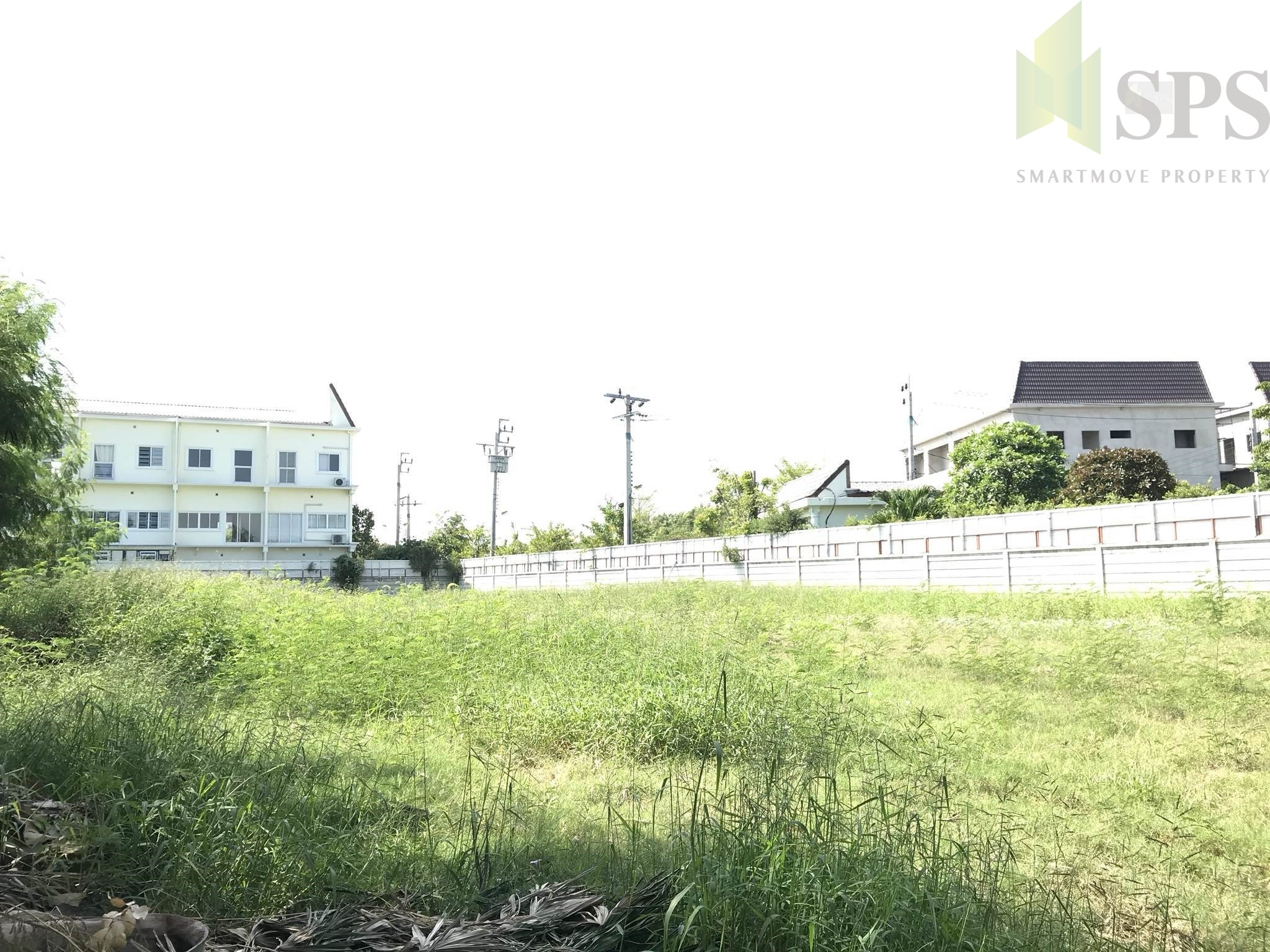FOR RENT LAND Srinagarindra Rd(SPS-GL130)