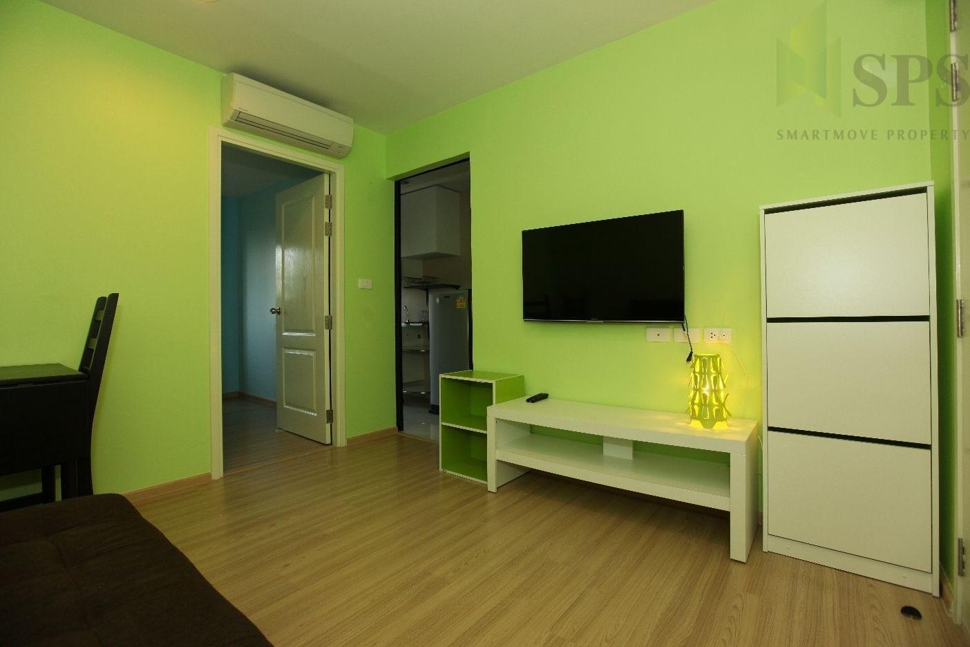 For Rent Condo 1 bed Sukhumvit 109 (SPSEVE-C366)