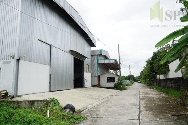 For RENT Warehouse at Bangnatrad KM.9 โกดังให้เช่าพร้อมสำนักงาน ถนนบางนาตราด กม.9 (SPSEVE-W368)