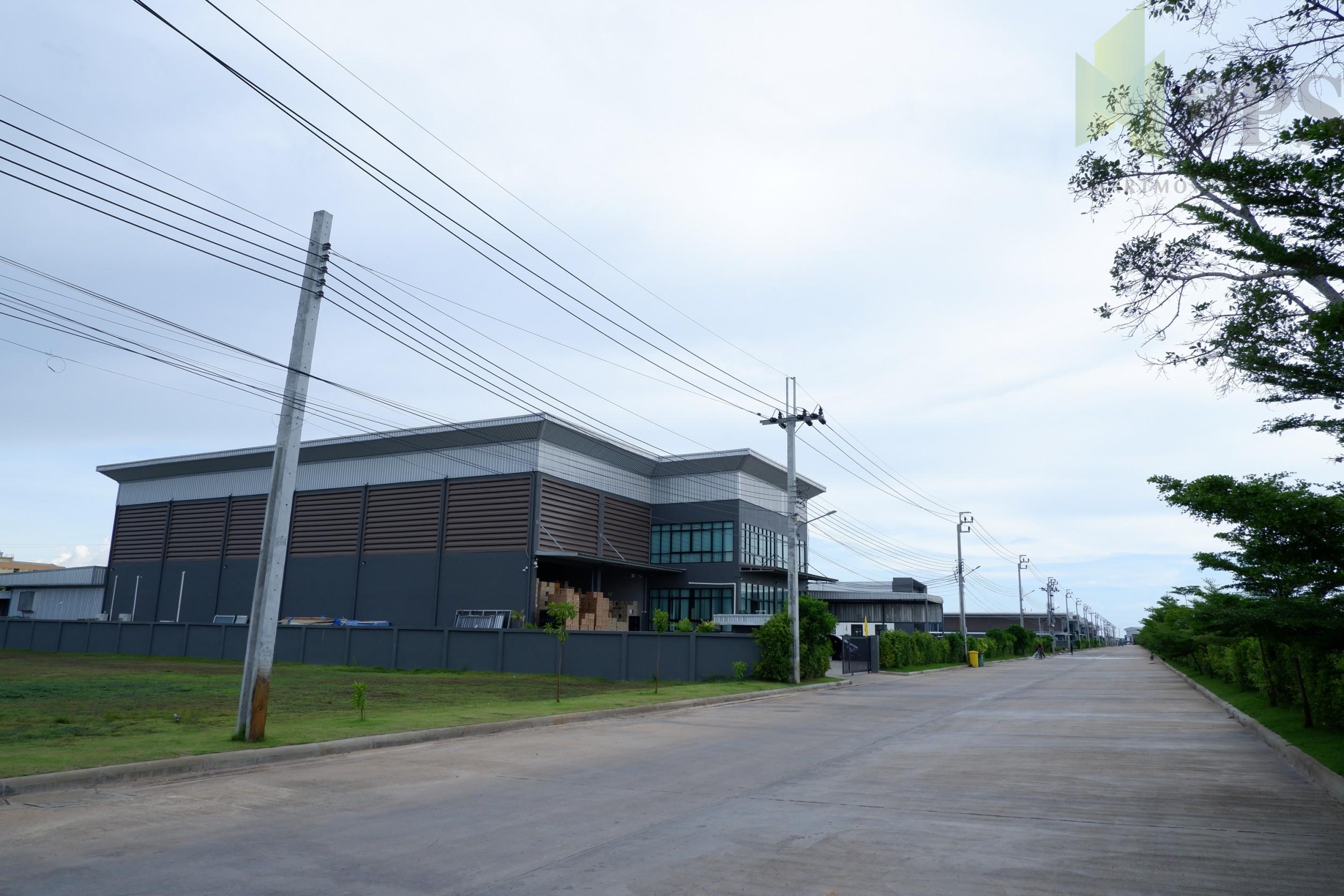 New Modern Warehouse (D1)for SALE in Khlong Dan – Bang Phli ( SPSP26 )