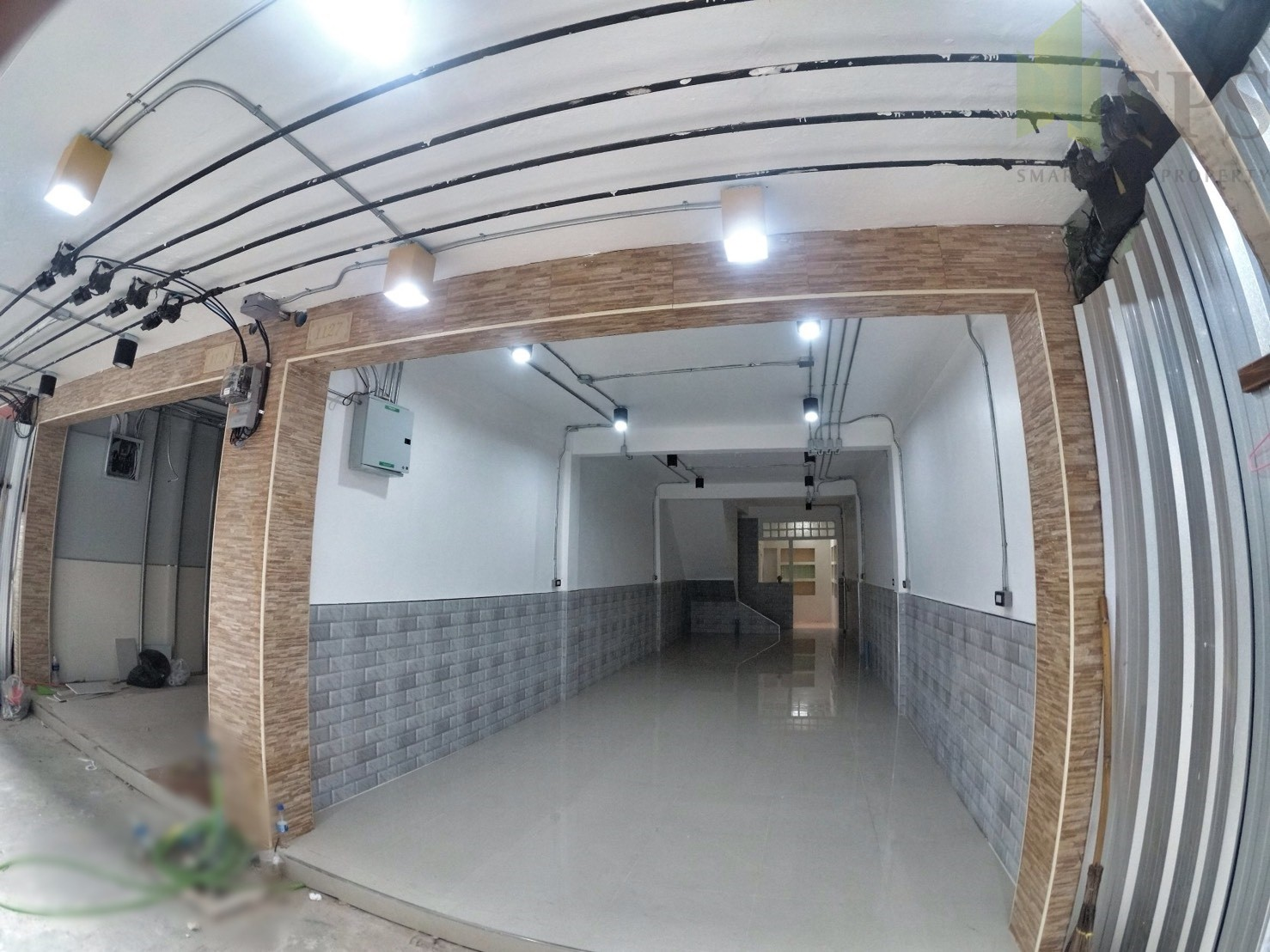 For Rent Shophouse Newly Renovated near BTS Samrong (SPS-GO143)