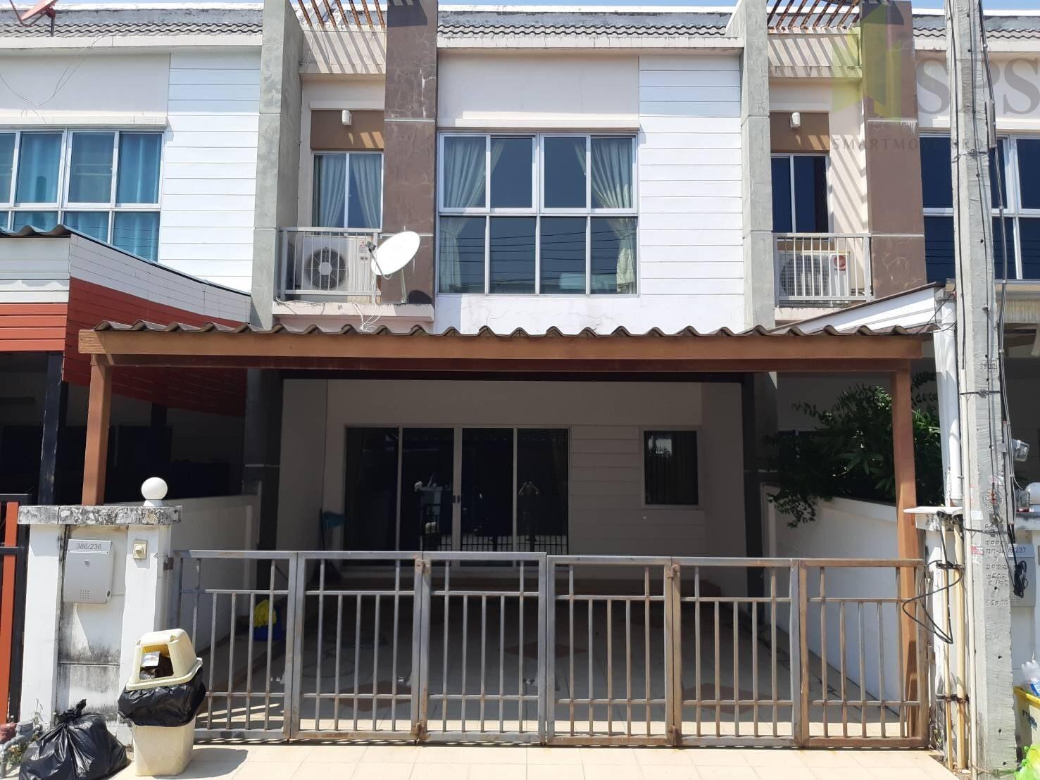 For Rent Townhome 3 beds Kanchanaphisek (SPS Ann094)