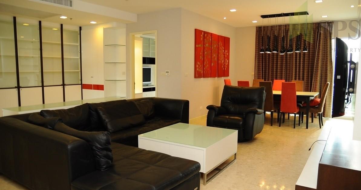 For Rent Condo 3 BEDS, 2 BATHS ณุศาศิริ แกรนด์ คอนโด ( SPSEVE-C409 )