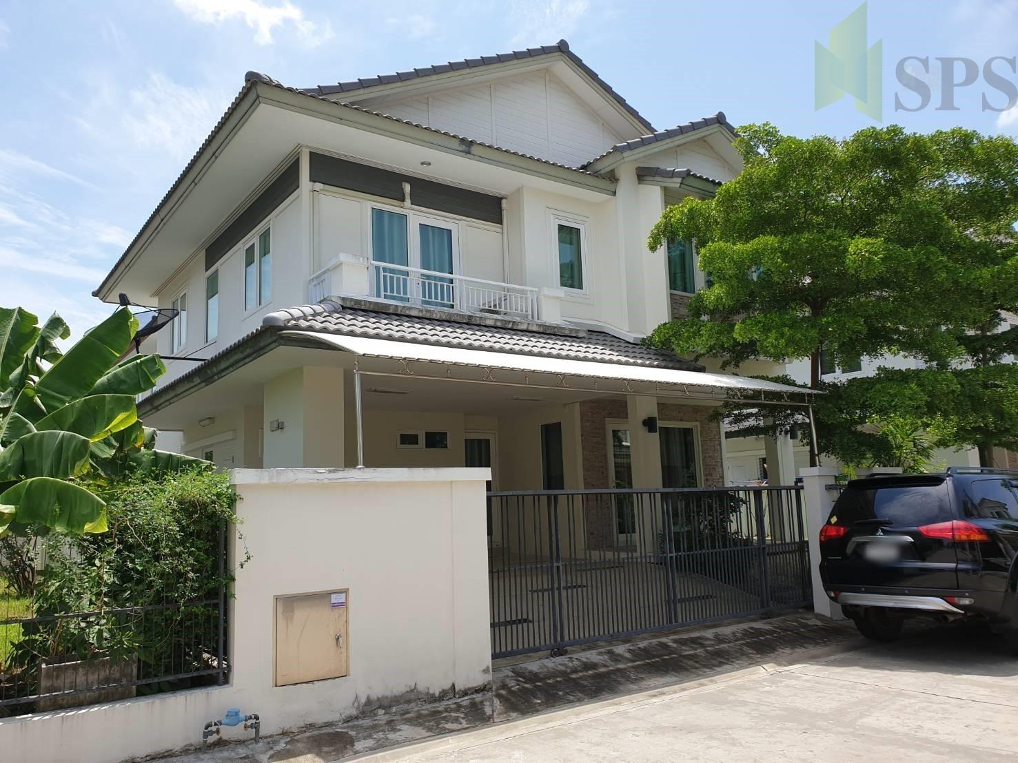 For Sale Single House 3 beds Mantana Bangna KM.12 (SPS-GH162)