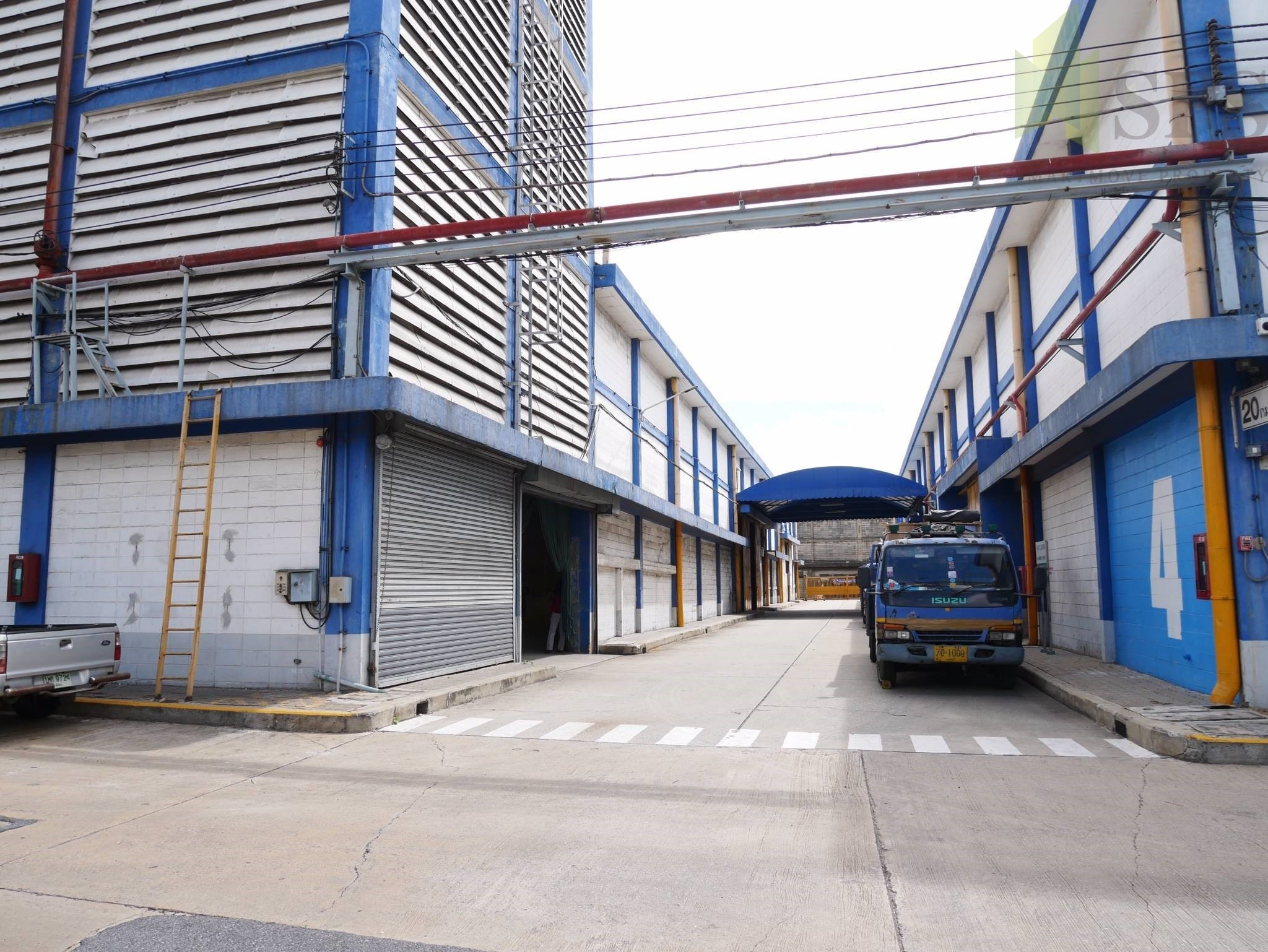 Warehouse for Rent at SAMRONG , SAMUTPRAKARN โกดังให้เช่า ถนนปูเจ้า ( SPS – W008 )