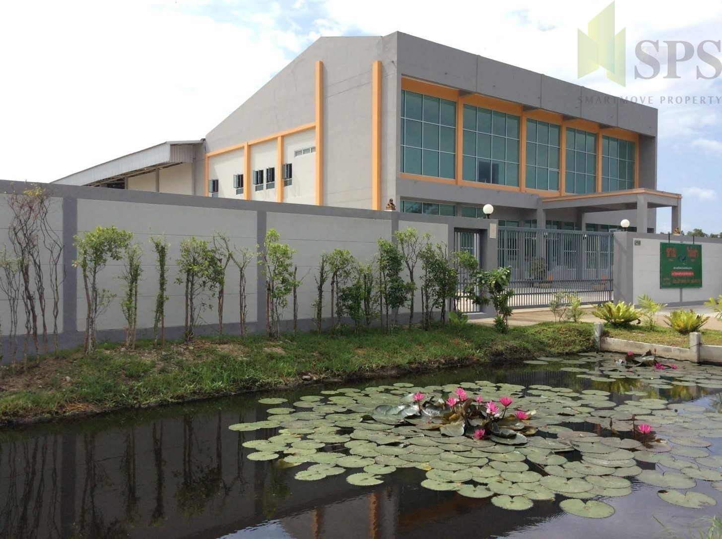 Factory with office in Bangna – Trad Km. 23,26 For Sale (SPS – W009)