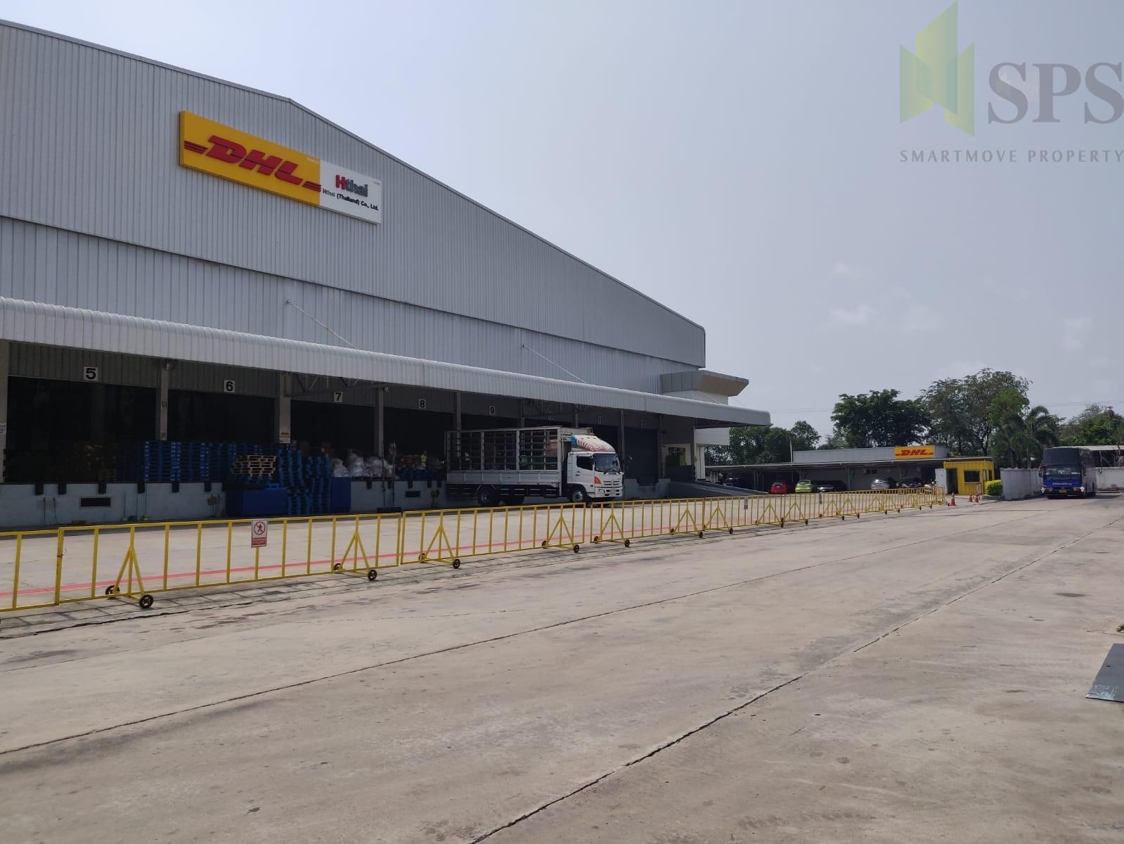 Warehouse/Factory for RENT at Bangna Trat KM19โกดังให้เช่า โรงงานให้เช่า กม.19 ( SPS-PPW005 )