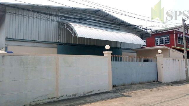 Warehouse for Rent at Bang Pu , Samut prakan(SPS-W010)