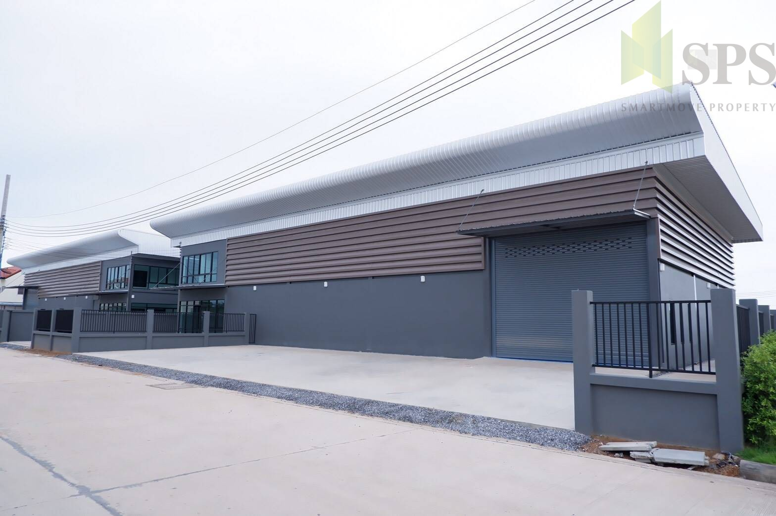 New Modern Warehouse for SALE in Khlong Dan-Bang Phli Property ID : ( SPS-W001)