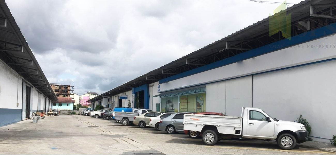 WAREHOUSE 4,356 SQM FOR RENT AT PHUCHAO SAMING PHRAY ROAD (SPS-W027)