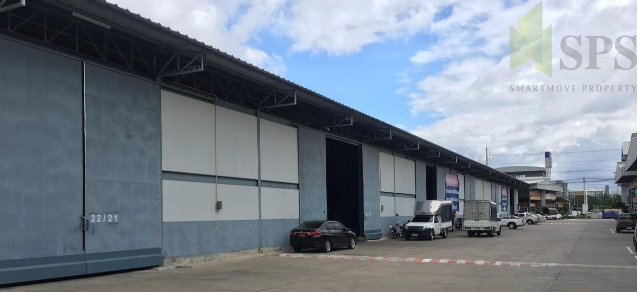 WAREHOUSE 2,603SQM FOR RENT AT THEPARUK KM.11 ROAD (SPS-PPW024)