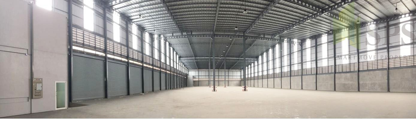 WAREHOUSE 4,611 SQM FOR RENT AT BANGNA-TRAT 18 KM(SPS-W025)