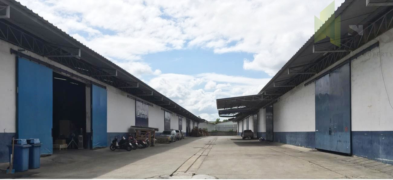 WAREHOUSE 4,094 SQM FOR RENT AT PHUCHAO SAMING PHRAY ROAD (SPS-PPW027)