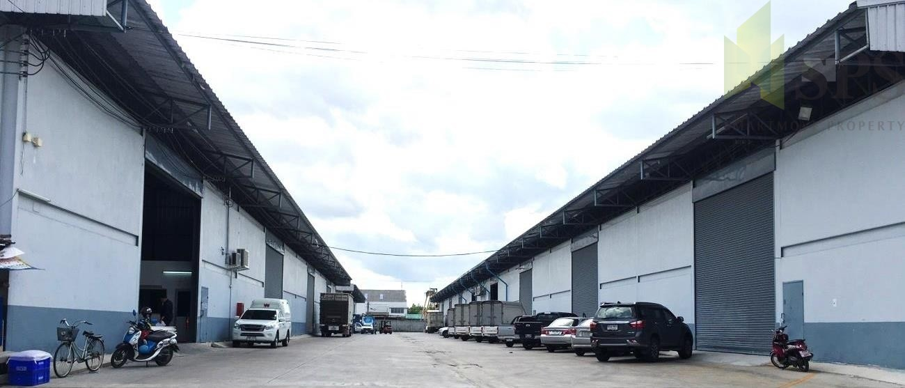 WAREHOUSE 1,152 SQM FOR RENT AT NAMDAENG-BANGPLEE (SPS-W028)