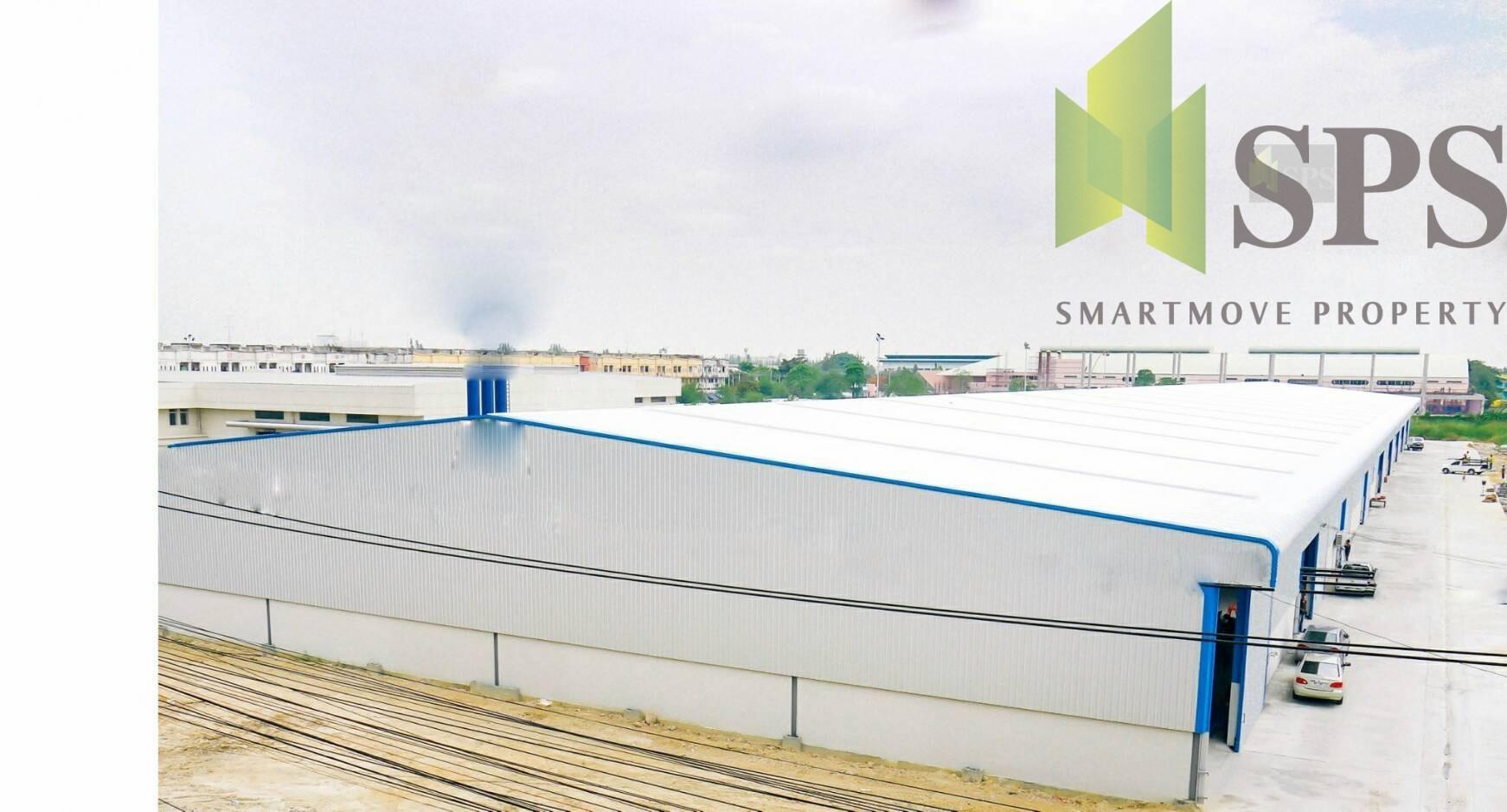 Warehouse For Rent at Bangna-Trad Km.19 ( โกดังให้เช่า ถนนบางนา กม.19)(SPS-W036)