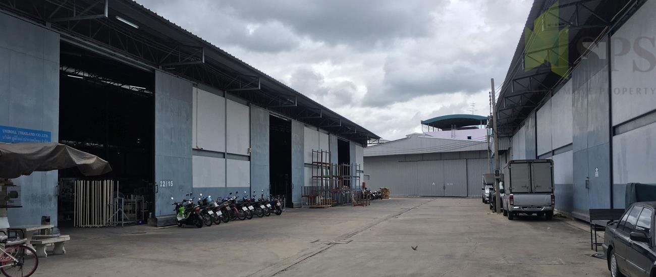 WAREHOUSE 1,040SQM FOR RENT AT THEPARUK KM.11 ROAD (SPS-PPW024)