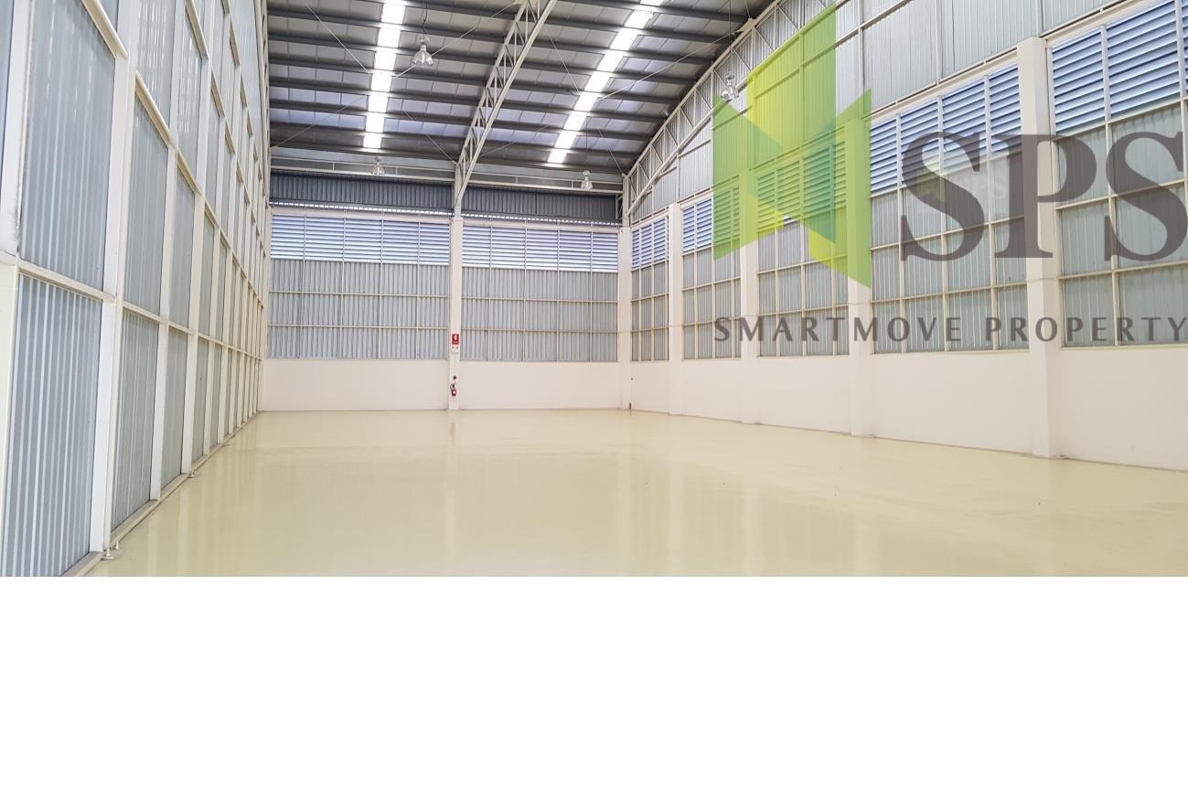 Warehouse For Rent at Bangna-Trad Km.23 (โกดังให้เช่าเขตปลอดภาษี)( SPS-W034 )