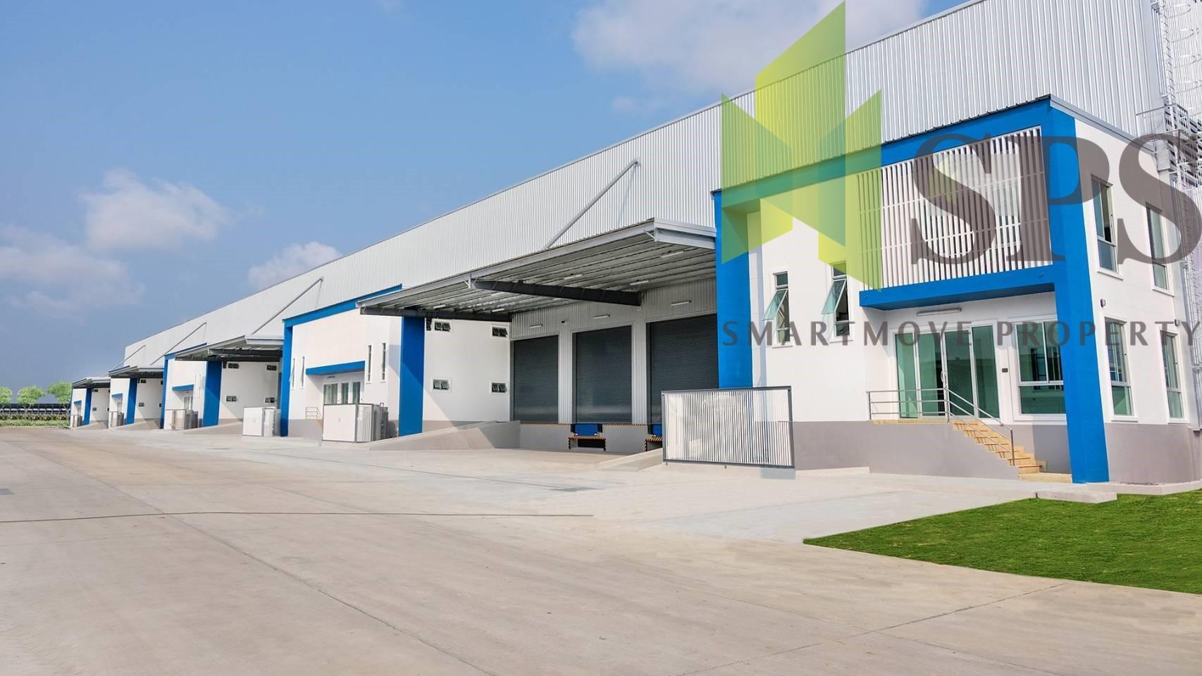 Warehouse For Rent at Bangna-Trad Km.23 (โกดังให้เช่าเขตปลอดภาษี) ( SPS-PPW035 )