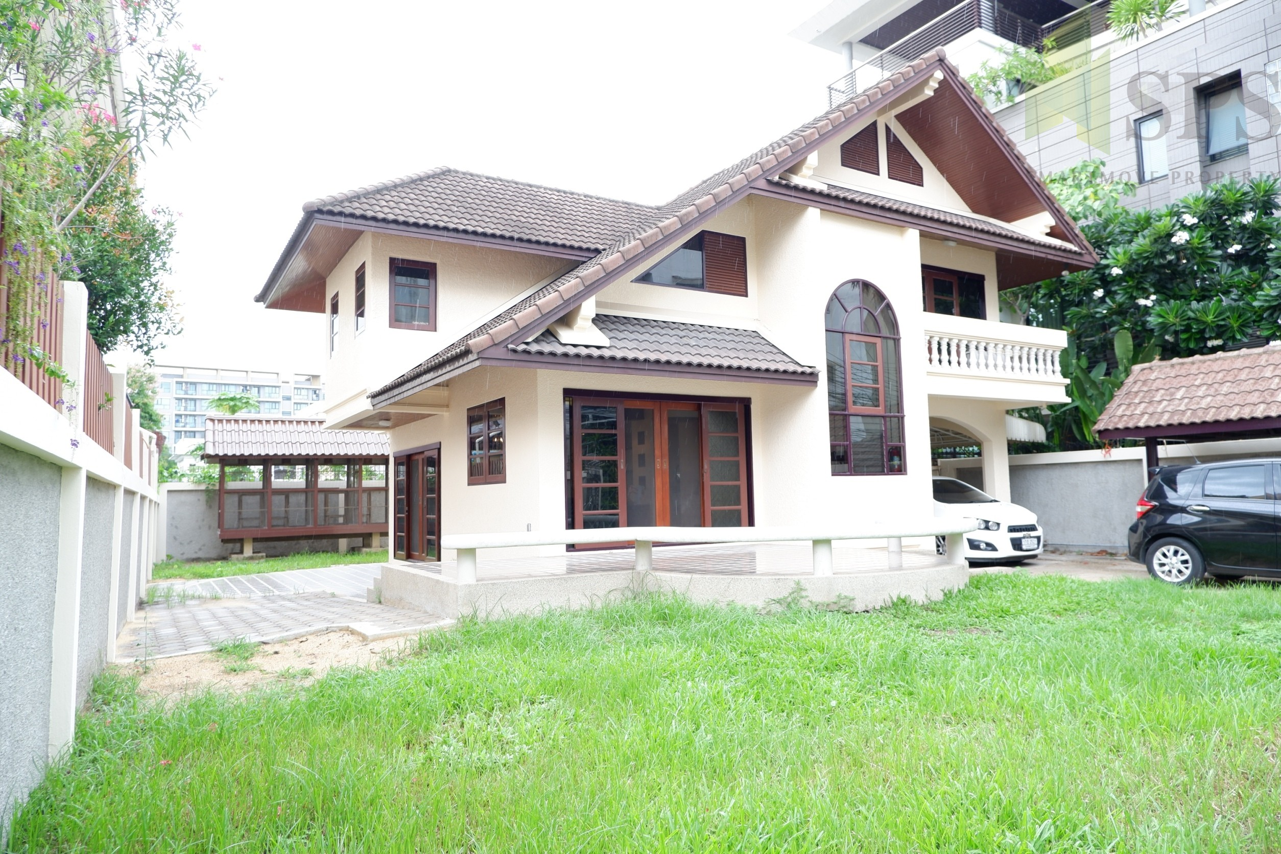 For Sale Single House 3 beds Ratchada 32 (SPS-GH167)