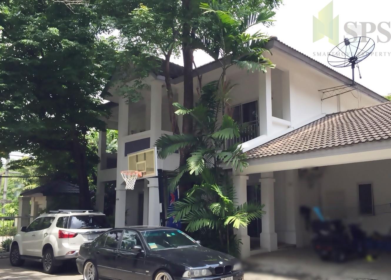 For Sale Single House 4 beds Pak Kret, Nonthaburi หมู่บ้านนิชดาธานี (SPS-GH165)
