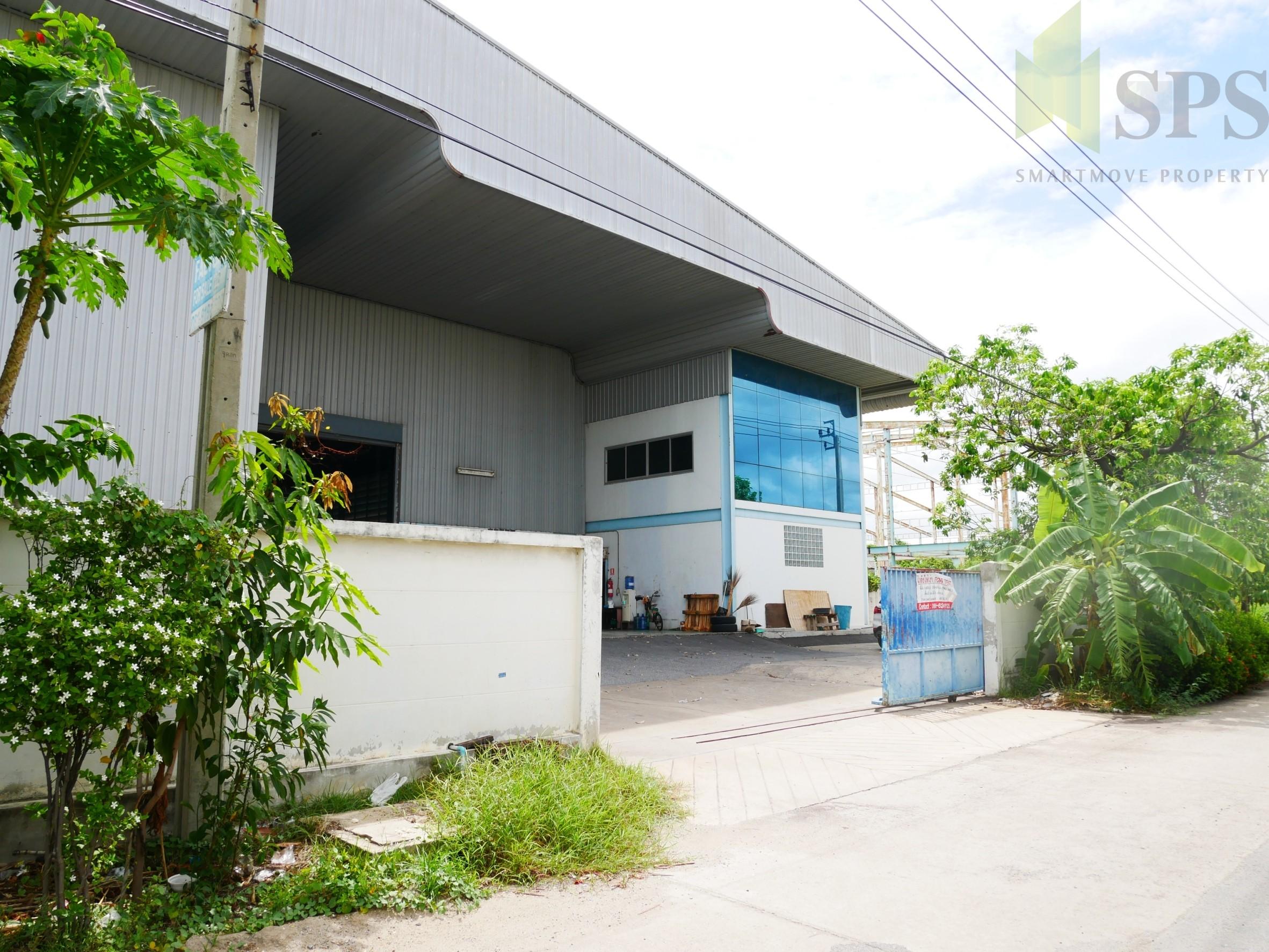 Warehouse for Rent at Bangplee-Tamru Road,( SPS-W013 )