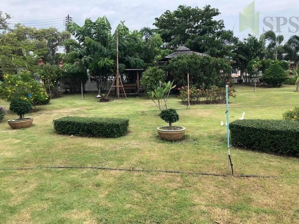 ขายที่ดิน 9 ไร่ 1 งาน 69 ตร.วา (มีโฉนด)พร้อมสวนไม้ผลติดคลองสำโรงและติดถนนทั้งสองด้าน ทำเลดี วิวสวยมาก(SPS-PPW019)