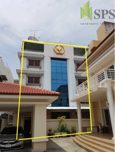 FOR SALE Home Office in Sukhumvit 50. ขายโฮมออฟฟิศสุขุมวิท 50 (SPSCS066)
