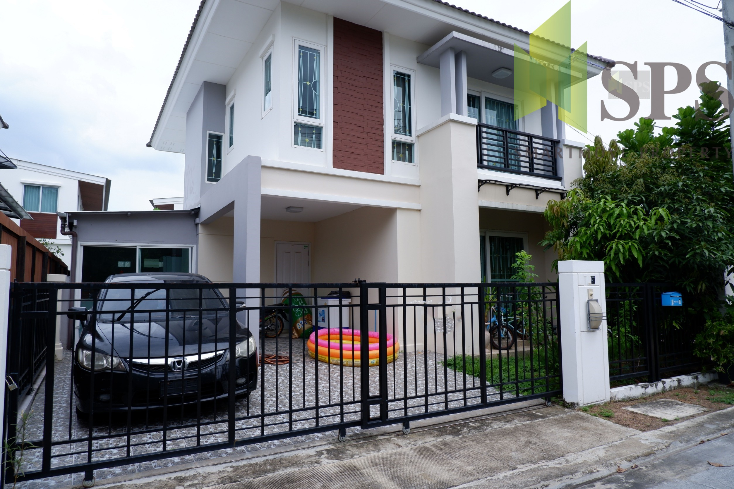 For Sale Single house 3 beds Next Loft Buanakarin Rd (SPS-GH187)