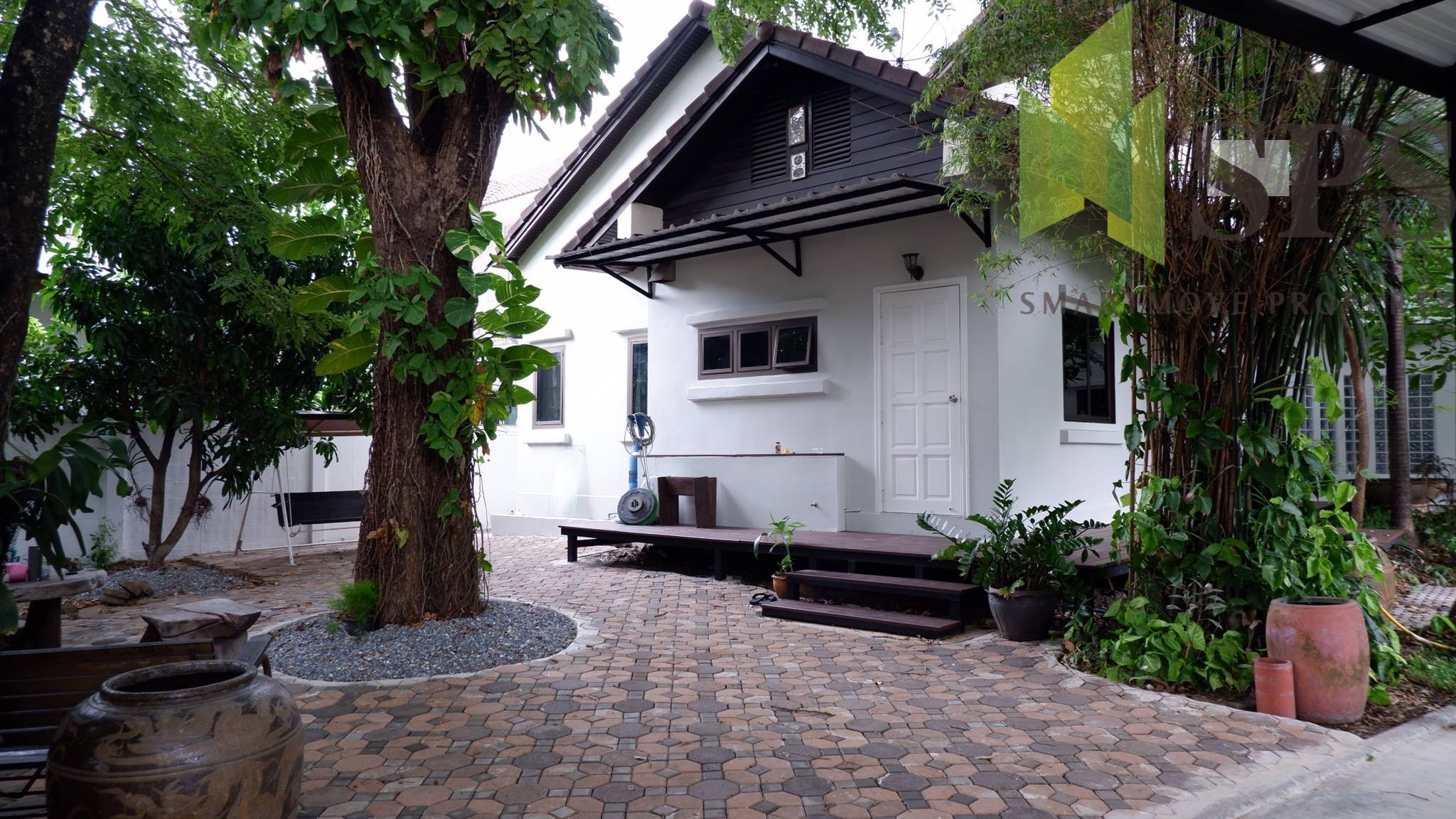 For Rent Single house 3 beds at Panya Village Pattanakarn (Property ID: SPS-PP131)