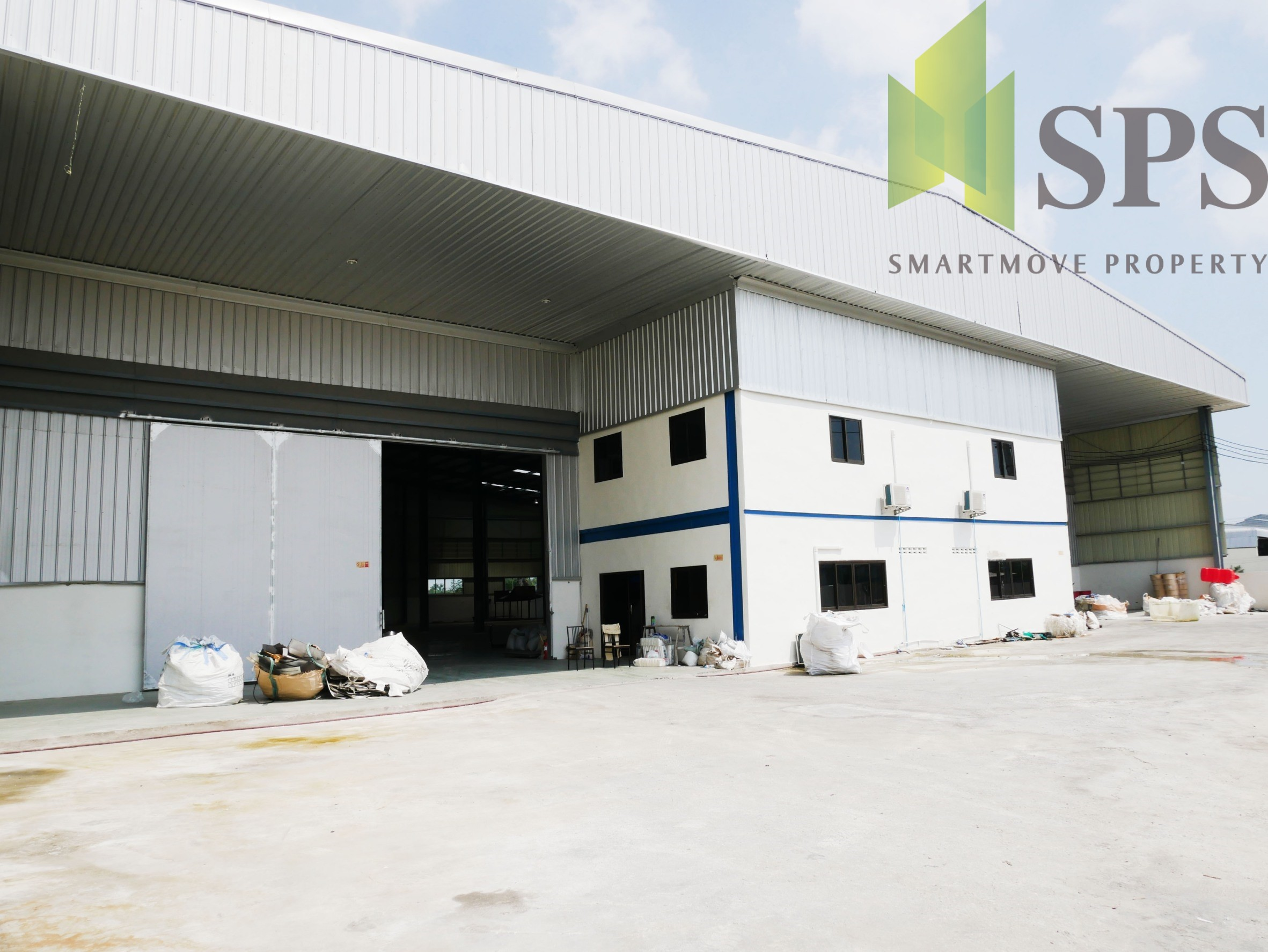 Warehouse For Rent / โกดังให้เช่าบางพลี – ตำหรุ(SPS-W070)