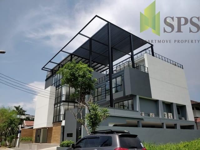 For Rent Newly Home Office ให้เช่า สำนักงานใหม่ ศรีนครินทร์ ใกล้ห้างพาราไดซ์พาร์ค (SPS Ann223)