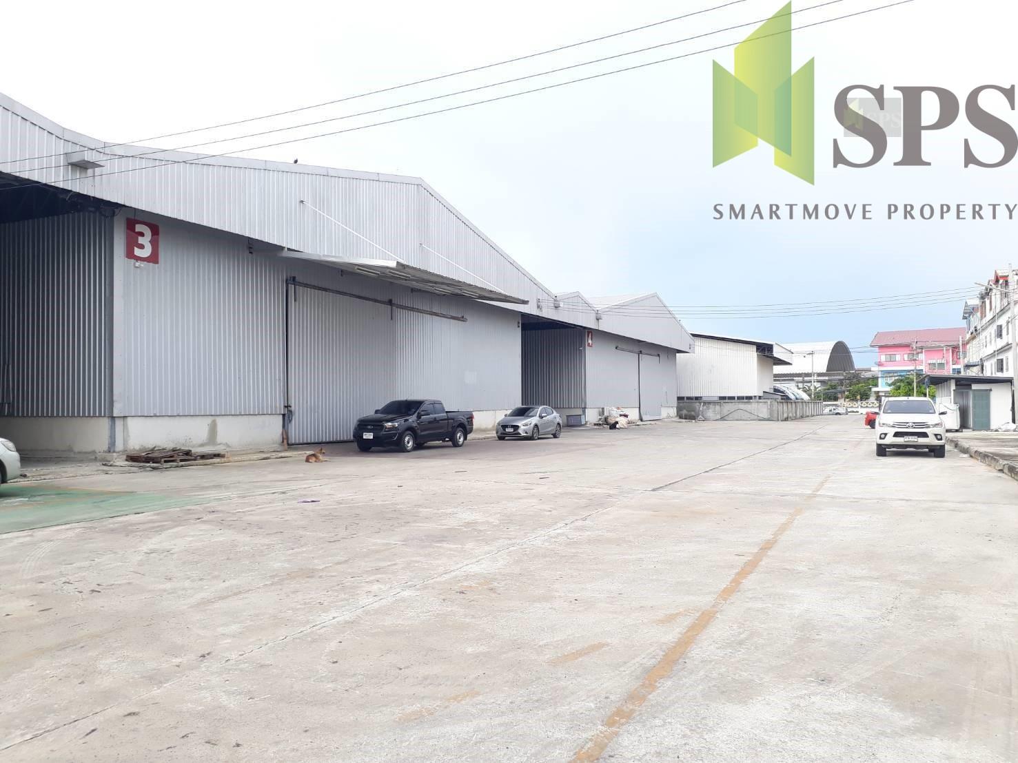 Warehouse For Rent ** ให้เช่าโกดัง **(SPS-PPW063)