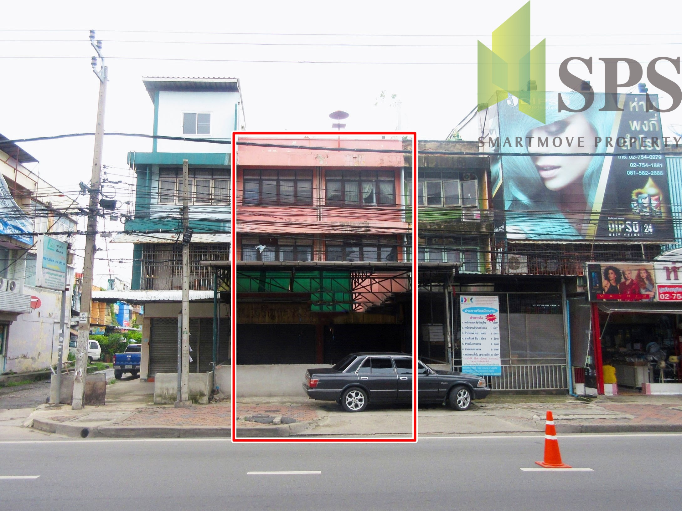 For Rent Commercial building Bearing (SPS-GO204)